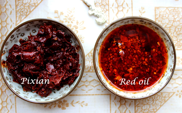 Doubanjiang--Chili bean paste