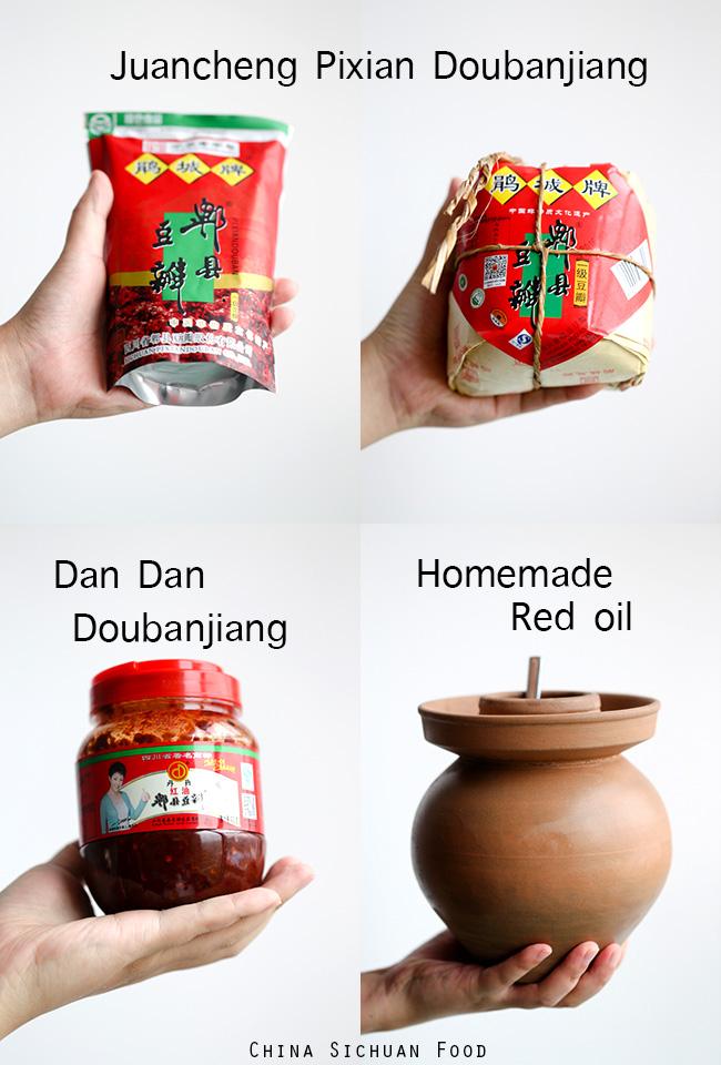 types of doubanjiang|China Sichuan Food