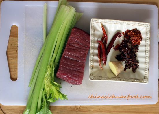 szechuan beef stir fry  china sichuan food
