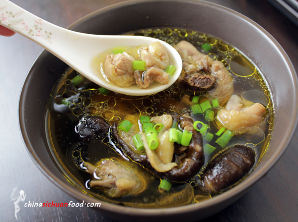 Chicken Soup With Ginger And Shiitake Mushrooms Recipes — Dishmaps