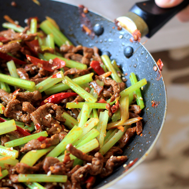 Szechuan Beef Stir Fry – China Sichuan Food