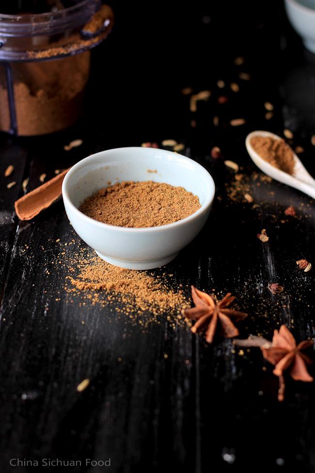 Five Spice Powder—Basic Homemade Version