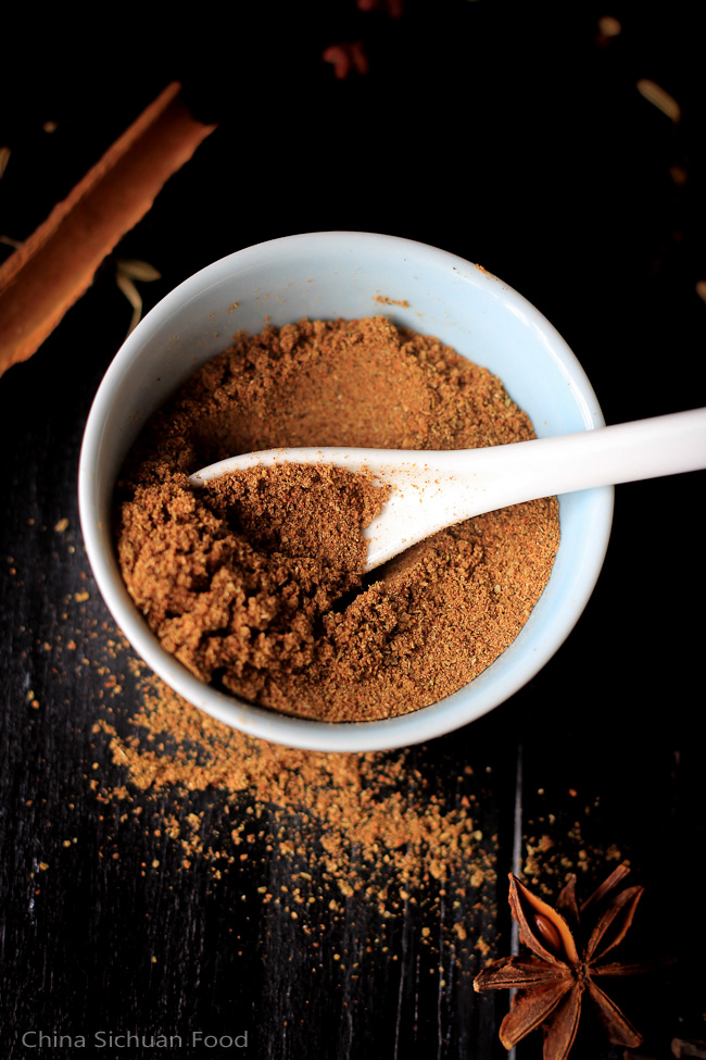 Five Spice Powder—Basic Homemade Version