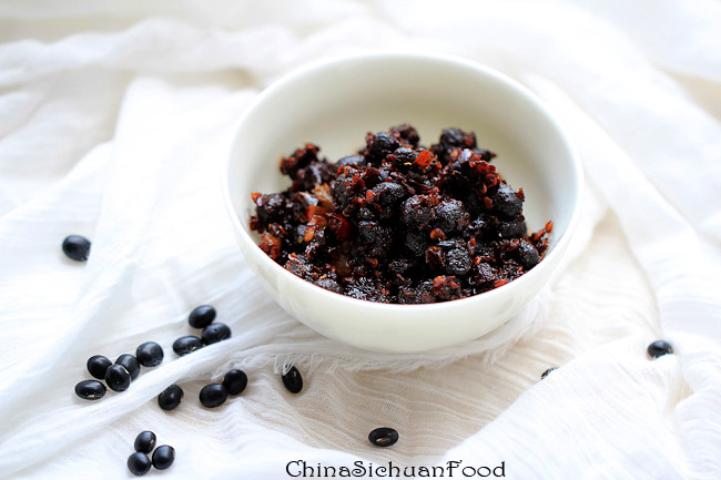 Dou-Chi--Black bean paste