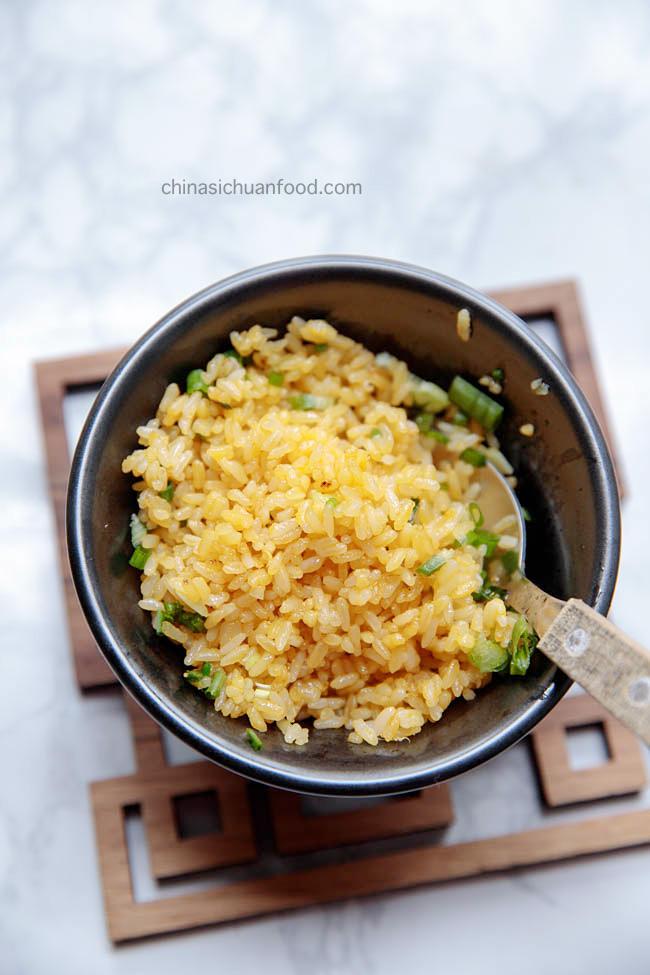 egg fried rice|chinasichuanfood.com