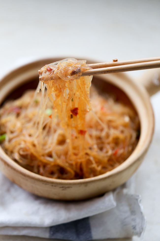 ants climbing a tree|China Sichuan Food