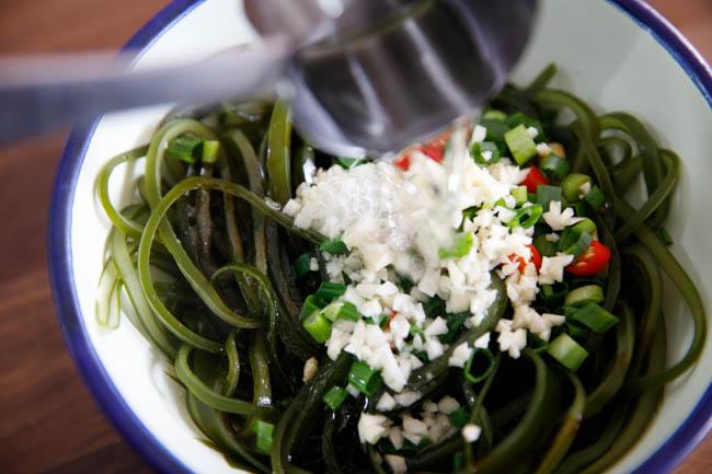 kelp salad|chinasichuanfood.com