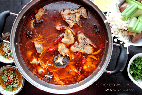 Chinese Chicken In The Pot Recipes — Dishmaps
