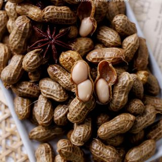 boiled peanuts|chinasichuanfood.com