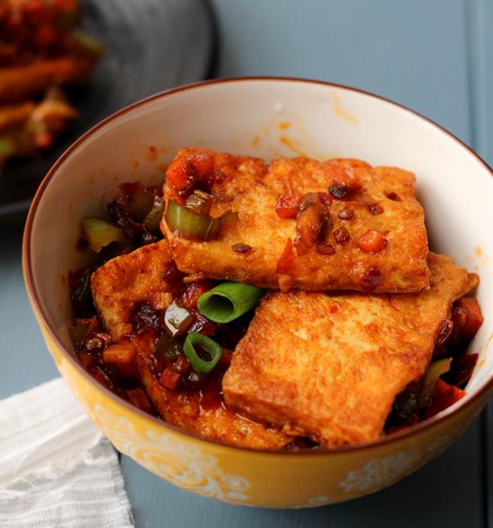 Home Style Tofu