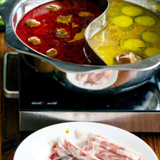 Everything Needed to Make Hot Pot at Home