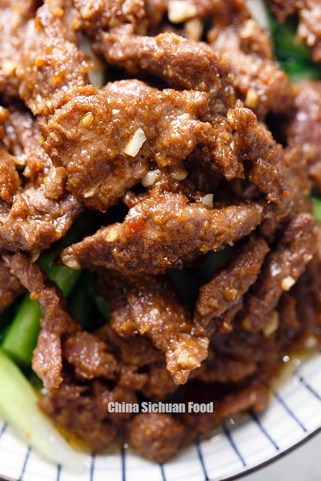 sha cha beef|chinasichuanfood.com