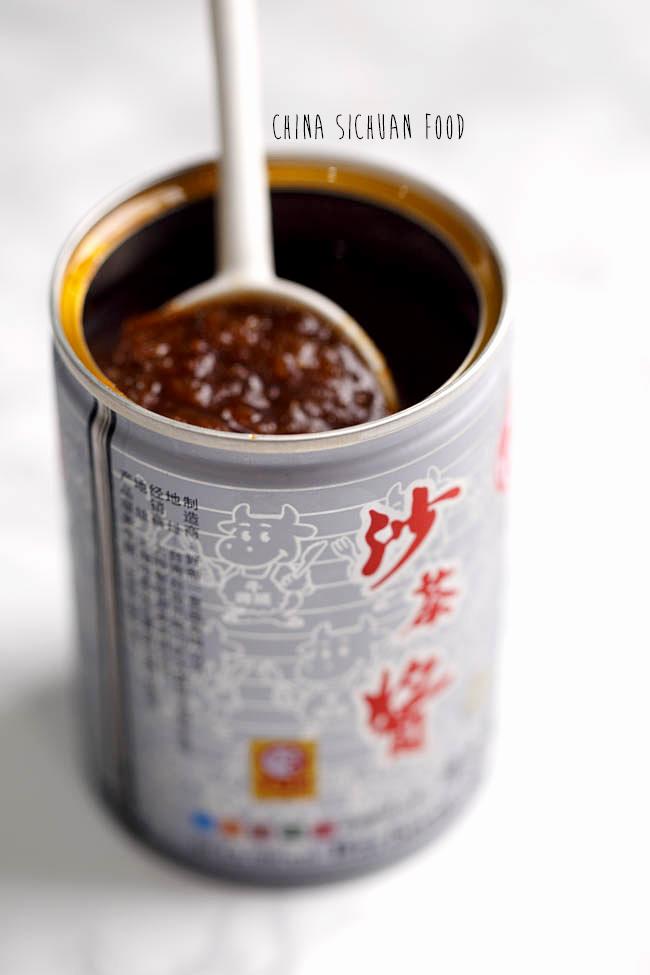 sha cha sauce|chinasichuanfood.com