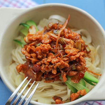 Pork Lo Mein|ChinaSichuanFood