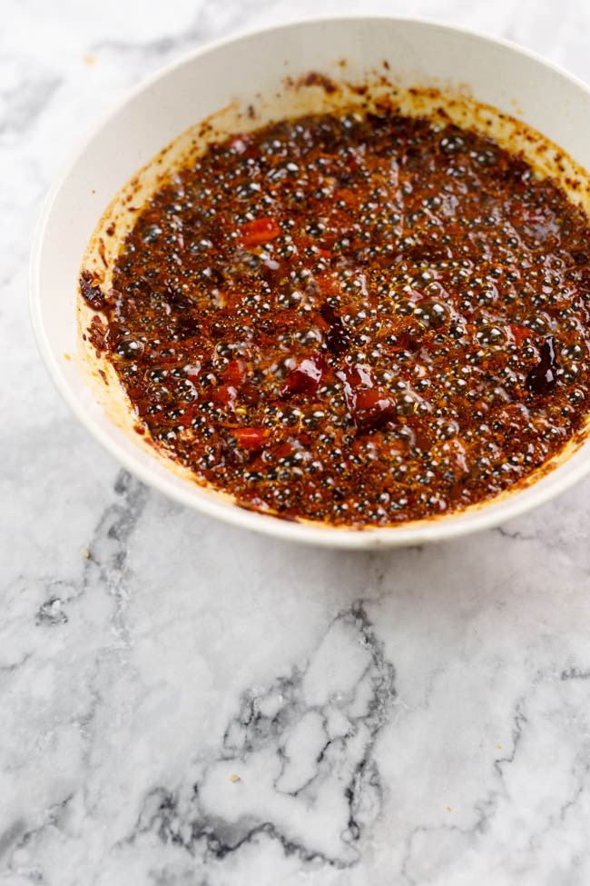 Chili oil|chinasichuanfood.com