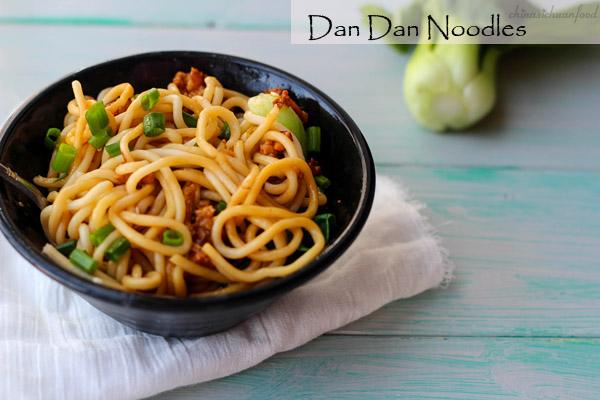 Dandan noodles|ChinaSichuanFood