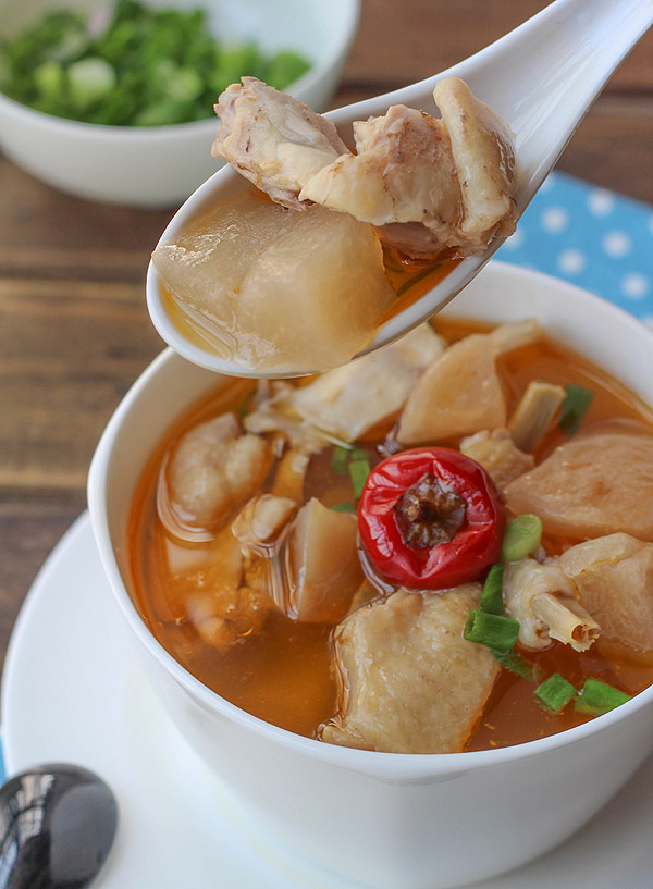 Chicken Soups And Stews Chicken Soup With Pickled