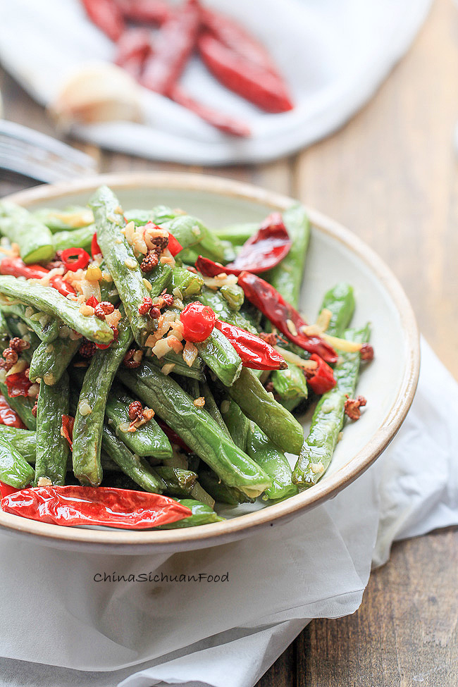 Filed Under: Featured Sichuan , Recipes , Sichuan Food