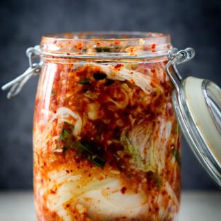 homemade kimchi |chinasichuanfood.com