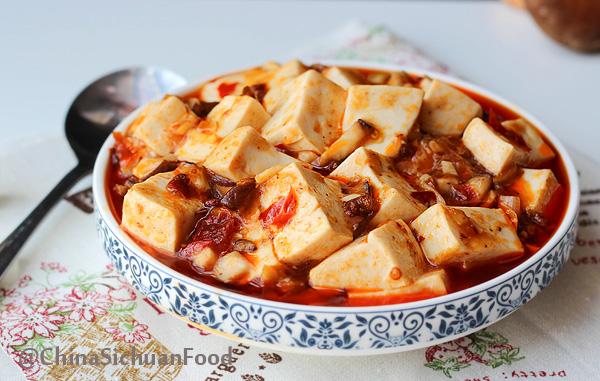 Quick Mao Pao Tofu Recipe — Dishmaps