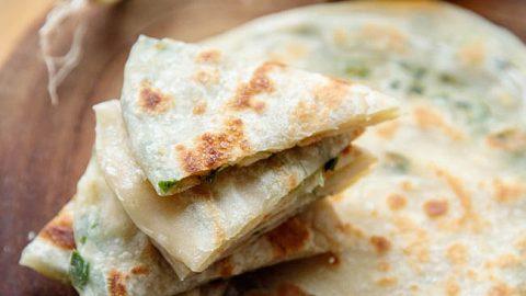 scallion pancake|chinasichuanfood.com