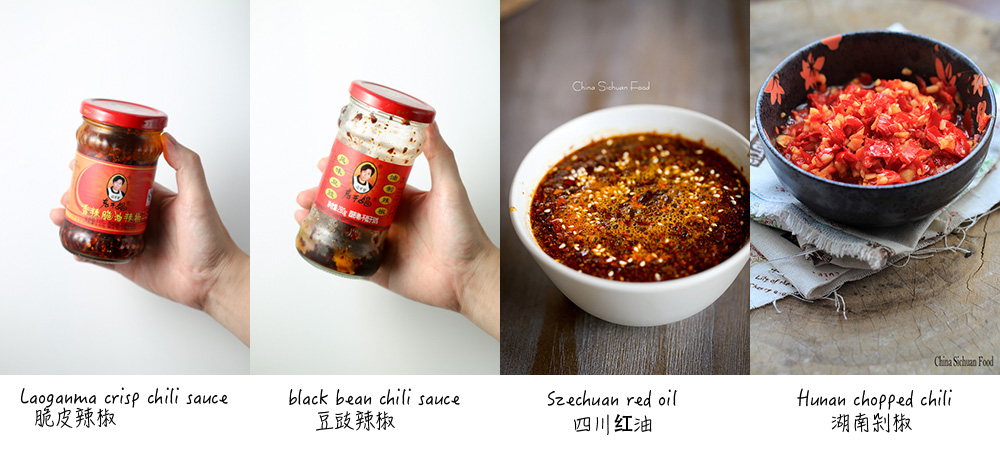 Chili sauces for Chinese sauces|China Sichuan Food