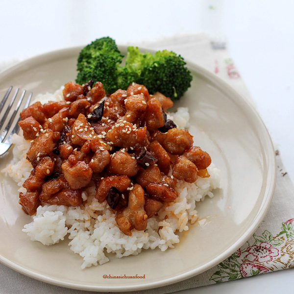 General Tso Chicken(General Tso's Chicken)