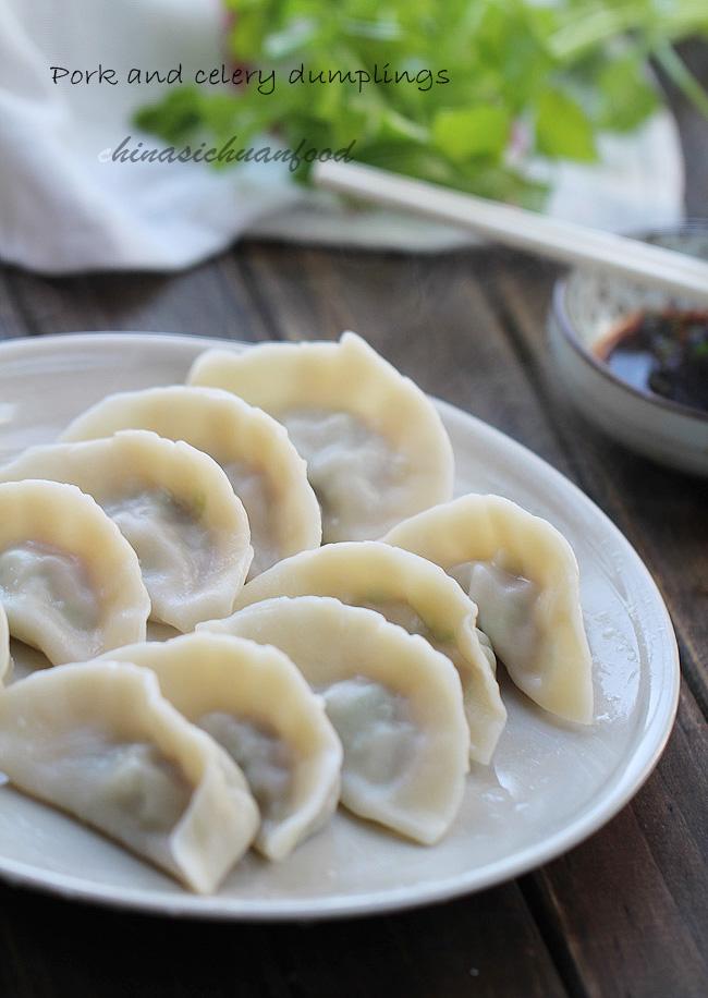 Pork Dumpling|ChinaSichuanFood