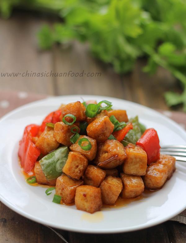 Filed Under: Recipes , Sichuan Food , Vegan