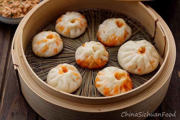 Tofu Baozi|ChinaSichuanFood