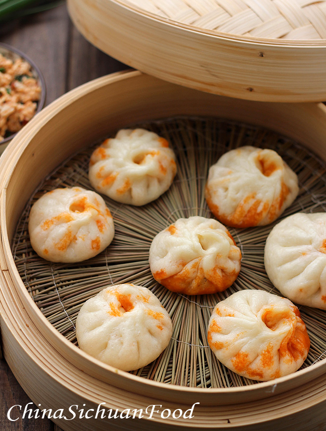Vegan Baozi - Vegan Chinese Recipes