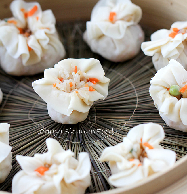 Shummai Recipe|ChinaSichuanFood