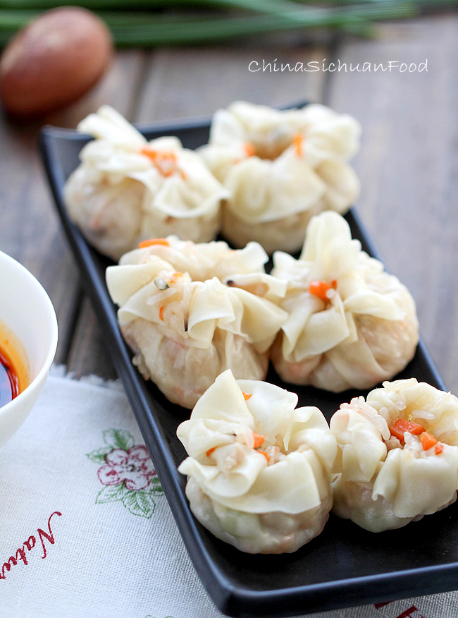 Shummai Recipe