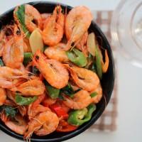 Spicy Stir Fry shrimp |ChinaSichuanFood