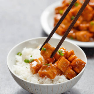 sweet and sour tofu| chinasichuanfood.com