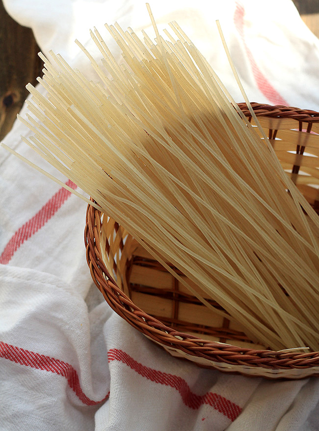 Mei Fun—Rice Noodles