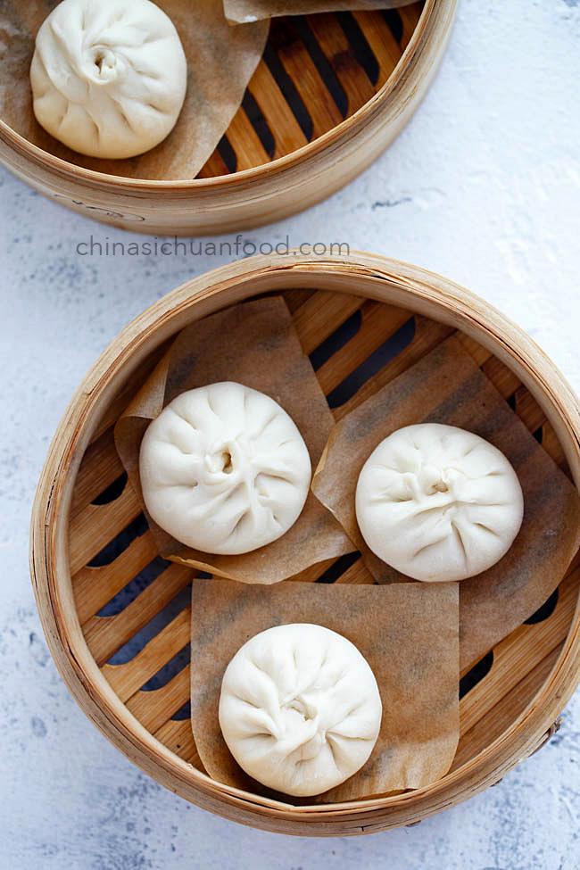char siu bao dough|chinasichuanfood.com