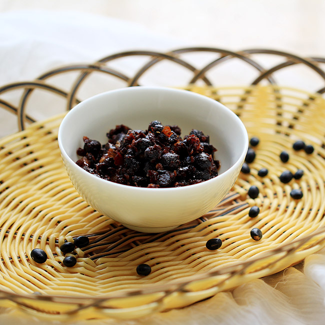 Dou-Chi--Black bean paste