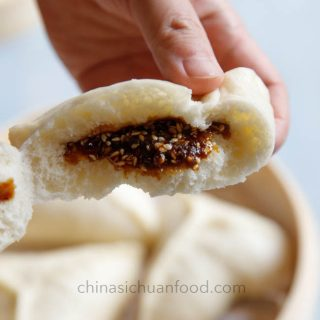 steamed sugar buns|chinasichuanfood.com