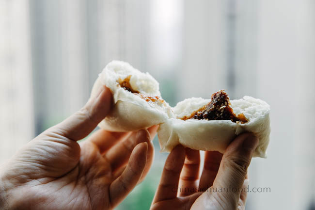 Chinese sugar buns|chinasichuanfood.com