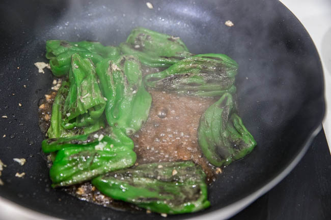 tighter skin green peppers|chinasichuanfood.com