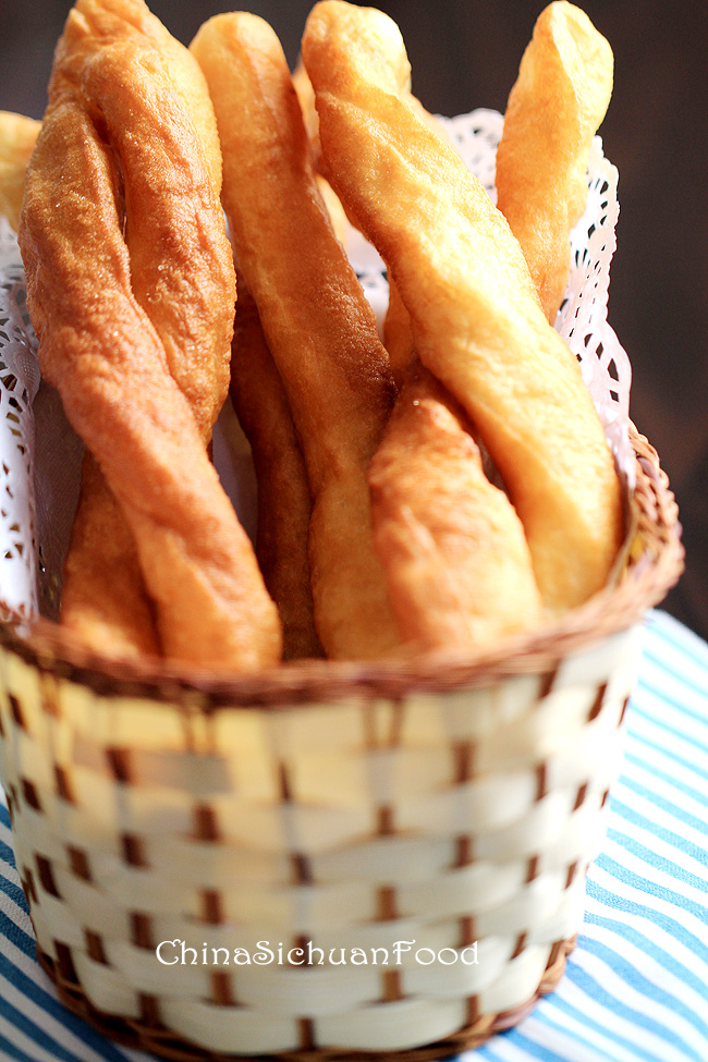 Youtiao Chinese Oil Stick Chinese Cruller China