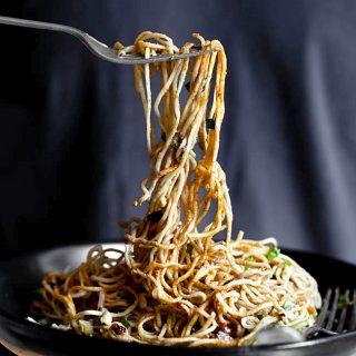 cold sesame noodles|chinasichuanfood.com