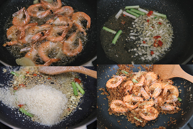 shrimp with breadcrumbs|chinasichuanfood.com