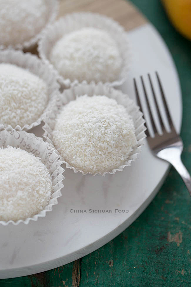 coconut mochi|chinasichuanfood.com