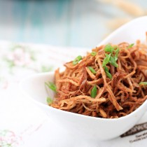 Shredded Pork Lion