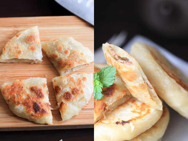 Chinese beef meat pie|ChinaSichuanFood