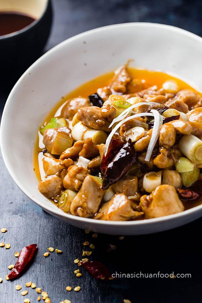 Kung Pao Chicken | chinasichuanfood.com