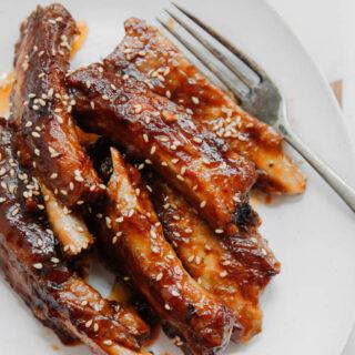 Peking ribs|chinasichuanfood.com