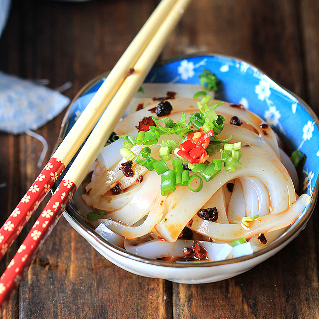 Liangfen-Chinese Jelly Noodles